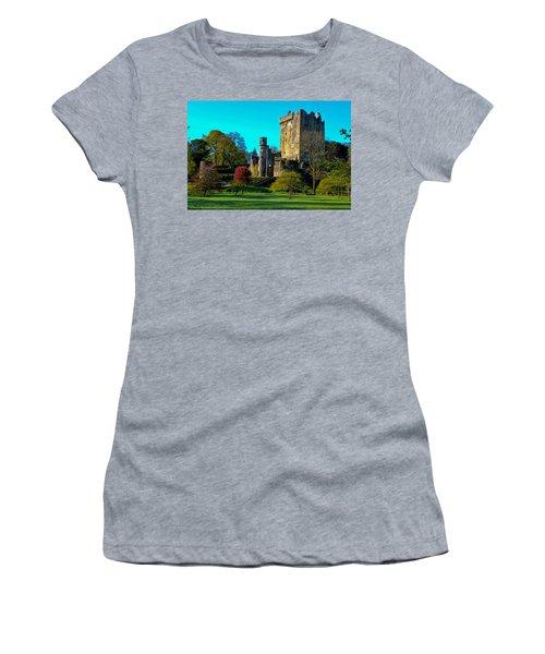 Blarney Castle - Ireland Women's T-Shirt (Athletic Fit)