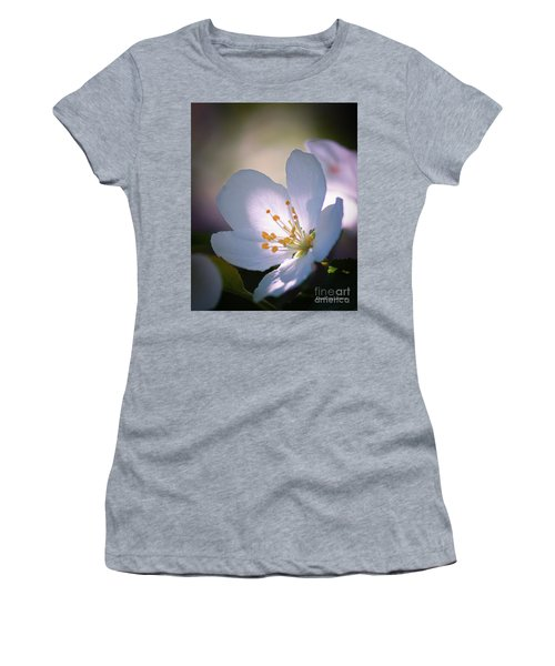 Blossom In The Sun Women's T-Shirt (Athletic Fit)
