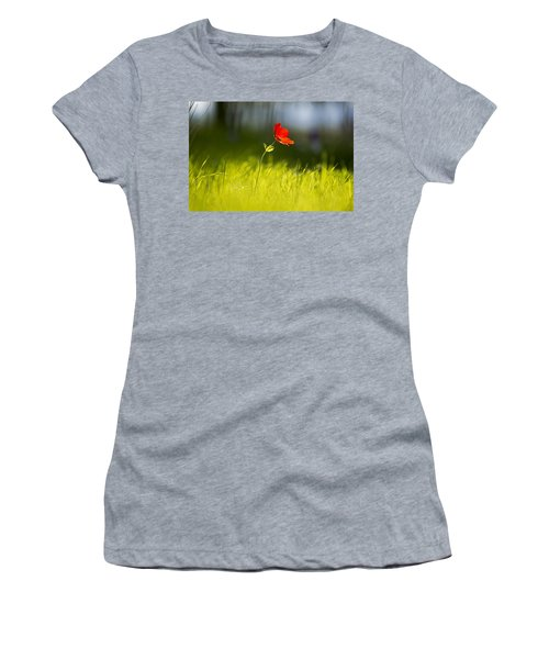 Blossomed Megiddo 1 Women's T-Shirt (Athletic Fit)