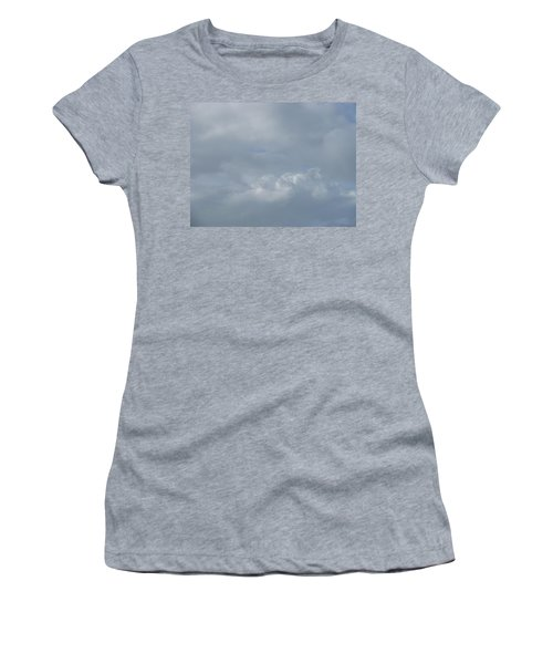 Blowing Smoke Women's T-Shirt (Athletic Fit)
