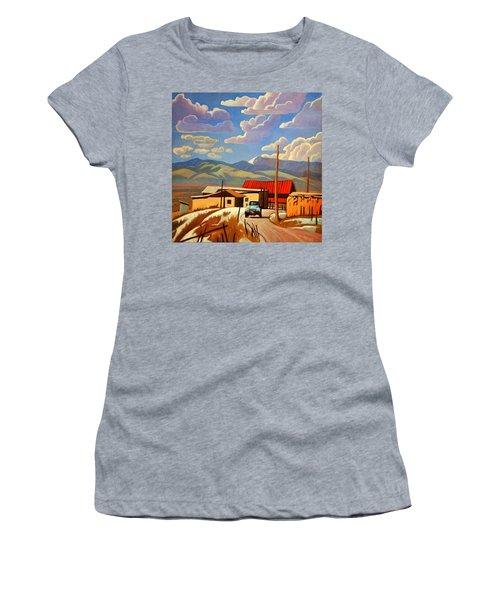 Blue Apache Women's T-Shirt