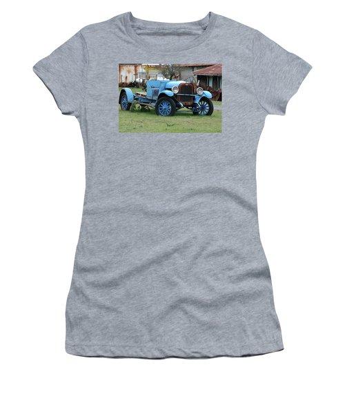 Blue Chevy  Women's T-Shirt