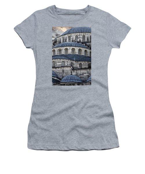 Blue Dawn Blue Mosque Women's T-Shirt