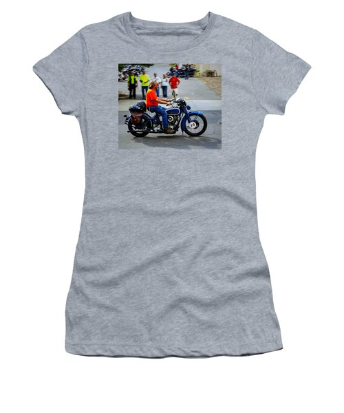 Blue Harley 46 Women's T-Shirt