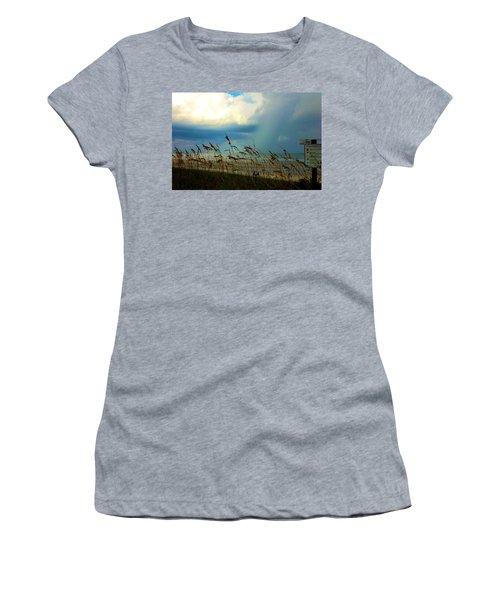 Blue Sky Above Women's T-Shirt