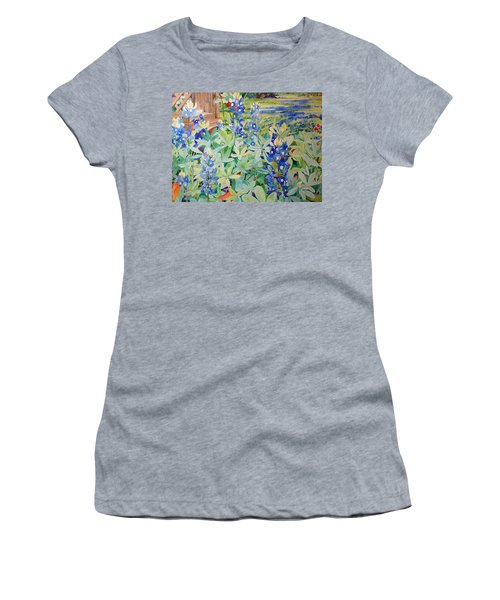 Bluebonnet Beauties Women's T-Shirt