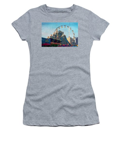Boardwalk Ferris  Women's T-Shirt
