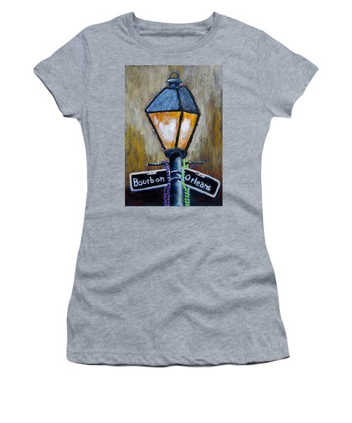 Bourbon Light Women's T-Shirt (Athletic Fit)