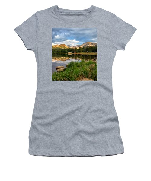 Brainard Lake Reflections Women's T-Shirt
