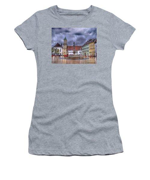 Bratislava Old Town Hall Women's T-Shirt