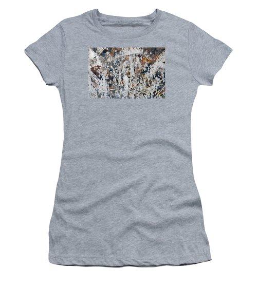 Bubble Up II Women's T-Shirt (Athletic Fit)