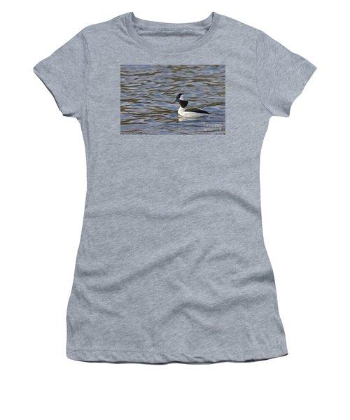 Bufflehead Duck Women's T-Shirt