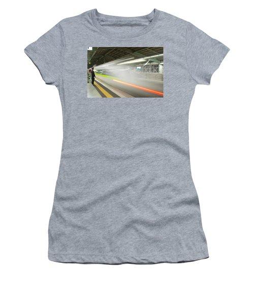 Bullet Train Women's T-Shirt