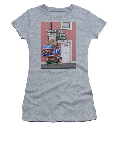 Buren Signs Women's T-Shirt