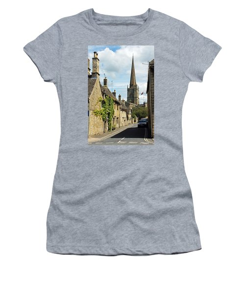 Burford Village Street Women's T-Shirt