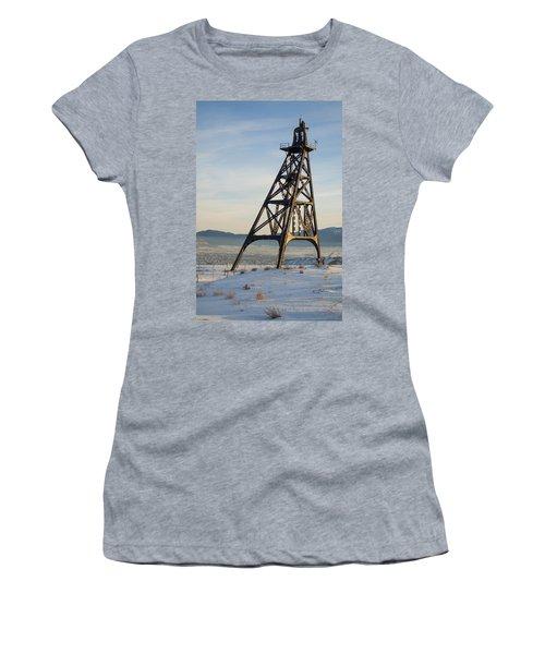 Butte Headframe Women's T-Shirt