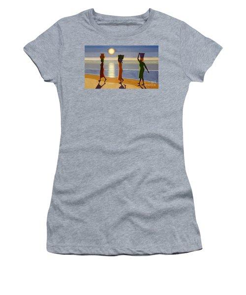 By The Beach Women's T-Shirt