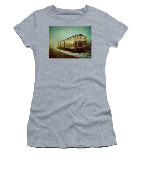 By The Tracks Women's T-Shirt (Athletic Fit)