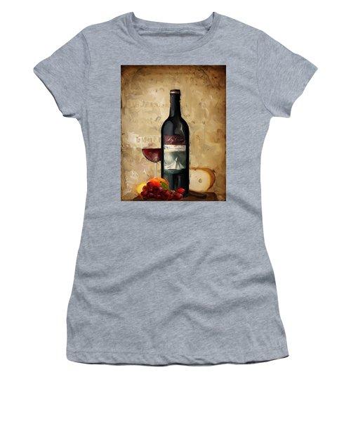 Cabernet Iv Women's T-Shirt