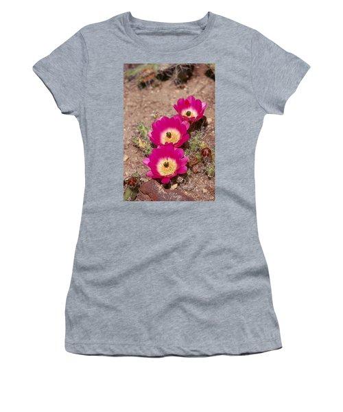 Cactus 1 Women's T-Shirt (Athletic Fit)