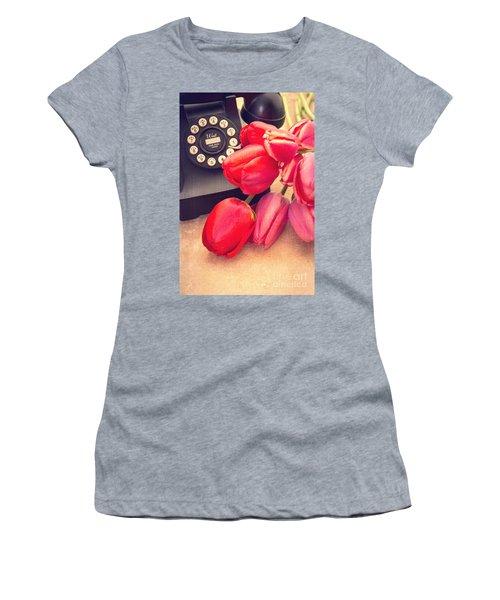 Call Me My Love Women's T-Shirt