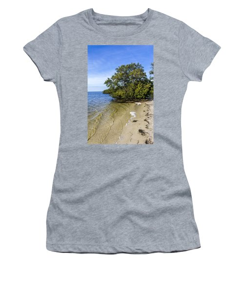 Calm Waters On The Gulf Women's T-Shirt