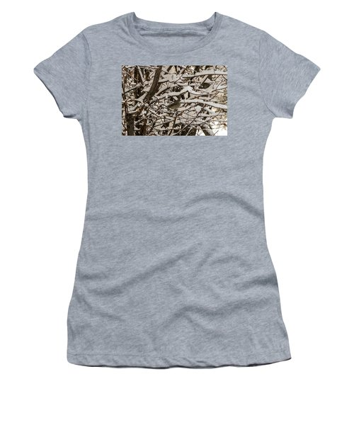 Camouflaged Thrush Women's T-Shirt