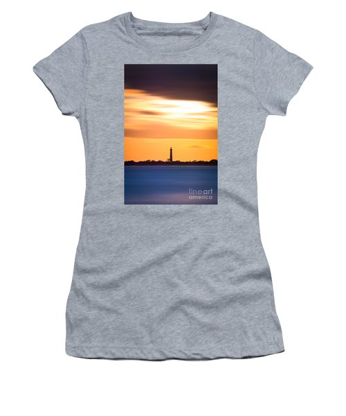 Cape May Lighthouse Vertical Version 2 Women's T-Shirt