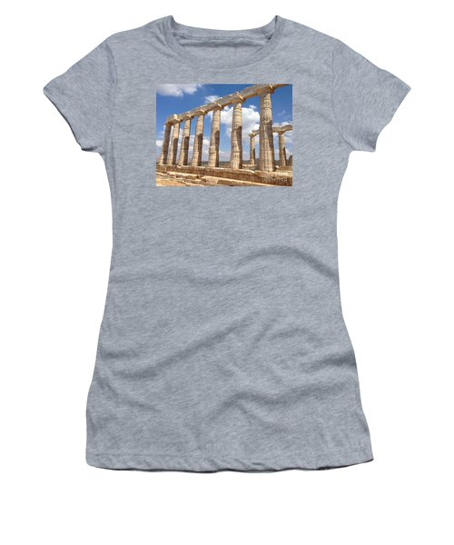 Cape Sounion Women's T-Shirt