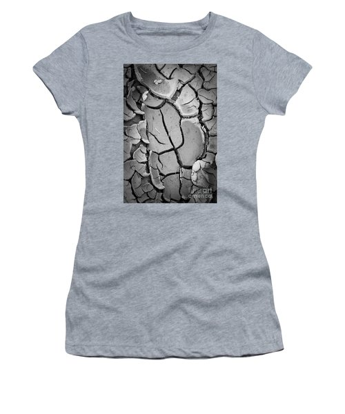 Caprock Cracked Mud Women's T-Shirt