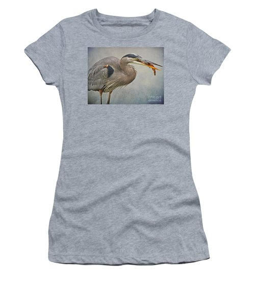Catch Of The Day Women's T-Shirt (Athletic Fit)