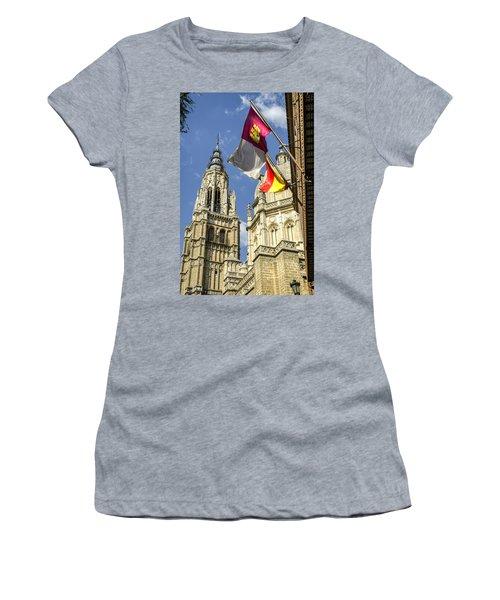 Catedral De Santa Maria De Toledo Women's T-Shirt