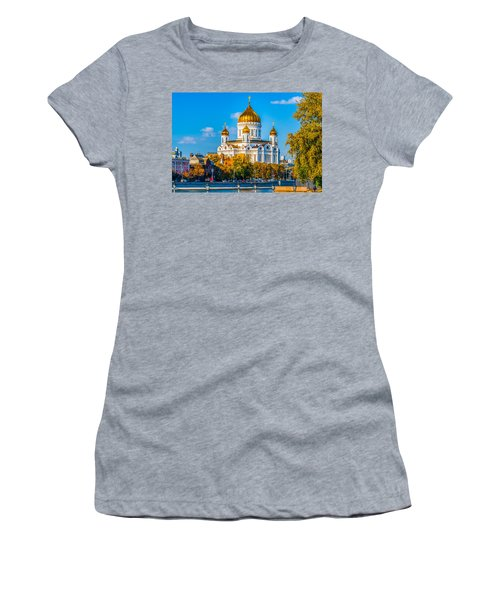 Cathedral Of Christ The Savior - 1 Women's T-Shirt (Athletic Fit)
