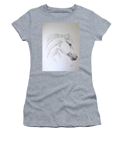 Cavallo Women's T-Shirt (Athletic Fit)