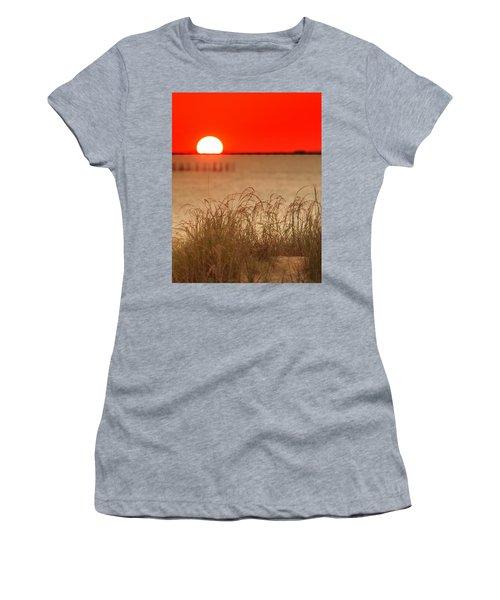 Chesapeake Sunset Women's T-Shirt