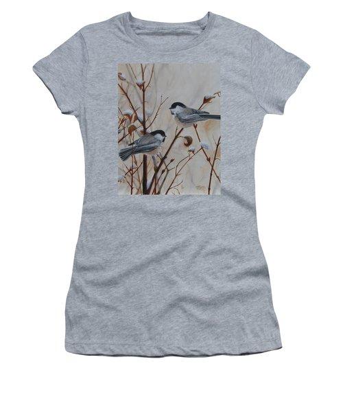Chickadees Women's T-Shirt