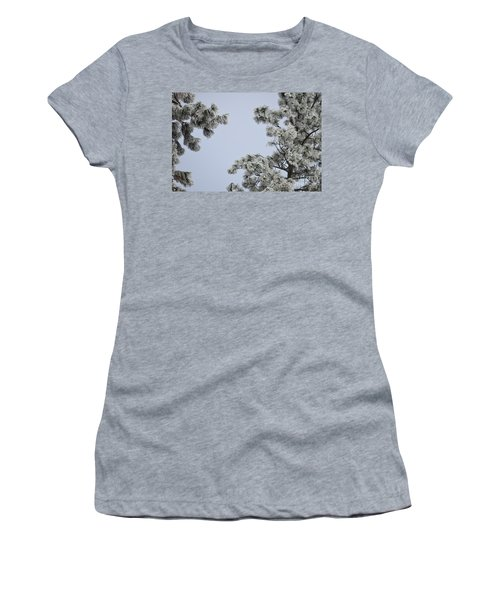 Chill Tree Women's T-Shirt (Athletic Fit)