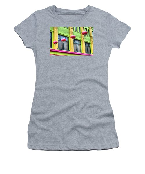Chinatown Colors Women's T-Shirt
