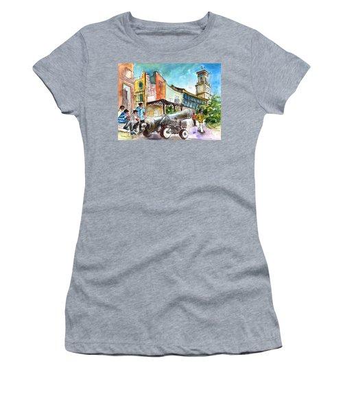 Chinchilla De Monte Aragon 03 Women's T-Shirt