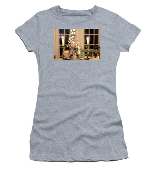 Christmas Ornaments Women's T-Shirt (Athletic Fit)