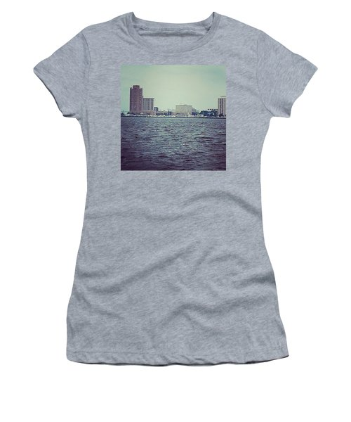 City Across The Sea Women's T-Shirt (Athletic Fit)