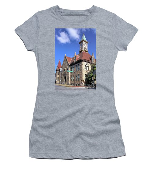 City Hall - Johnstown Pa Women's T-Shirt