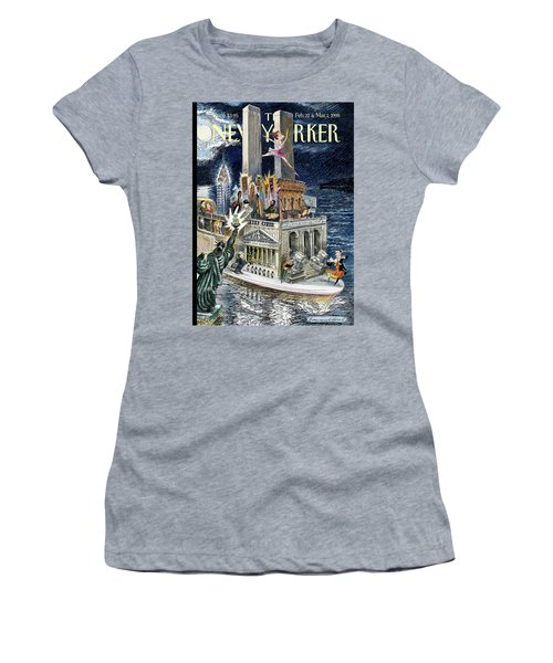 City Of Dreams Women's T-Shirt