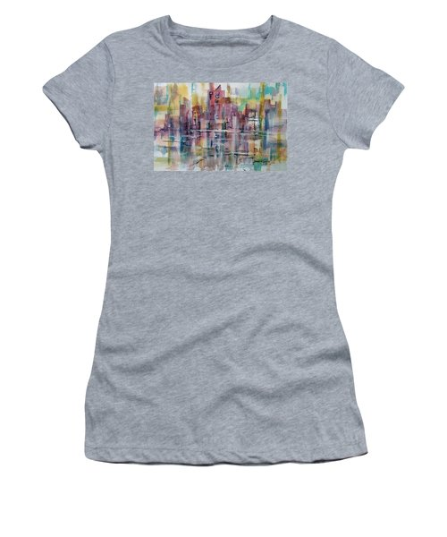 City Reflections Women's T-Shirt