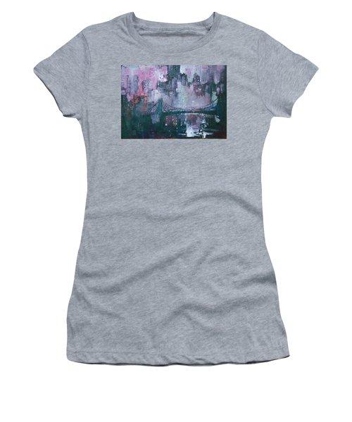 City That Never Sleeps Women's T-Shirt
