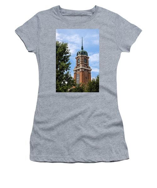 Cleveland West Side Market Tower Women's T-Shirt