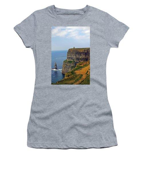 Cliffside Steeple Women's T-Shirt