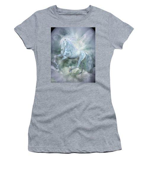Cloud Dancer Women's T-Shirt (Athletic Fit)