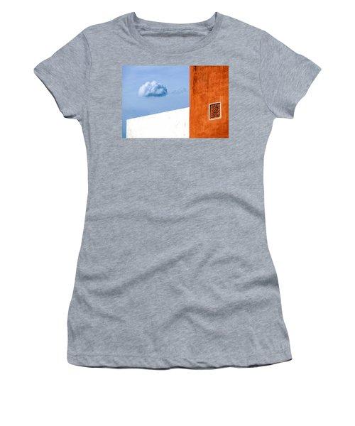 Cloud No 9 Women's T-Shirt (Athletic Fit)