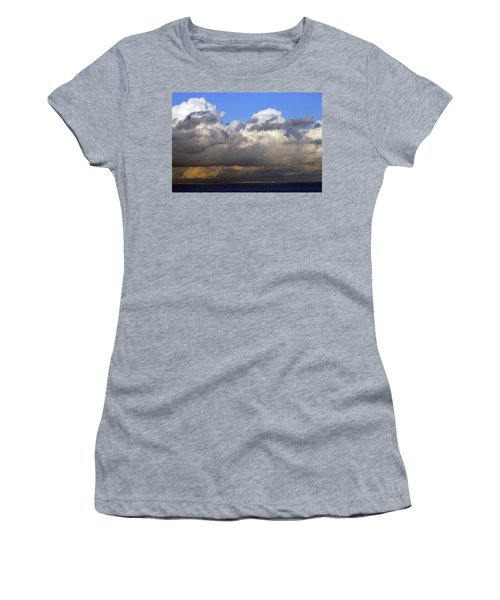 Clouds Over Portsmouth Women's T-Shirt (Athletic Fit)